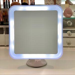 LED Travel Vanity Mirror